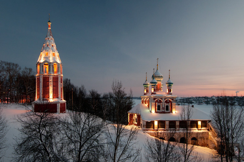21 vilenia selivanova tutaev 30 великолепных зимних пейзажей