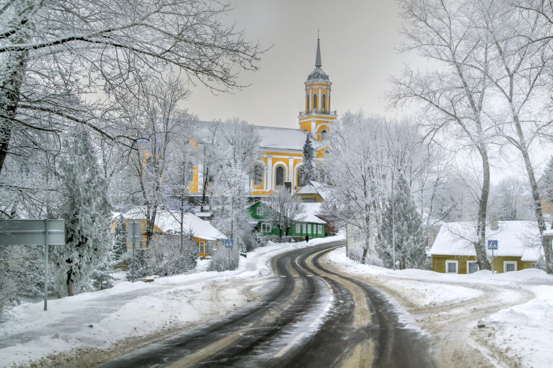 27 zenonas rotautas kavarskas litva 30 великолепных зимних пейзажей