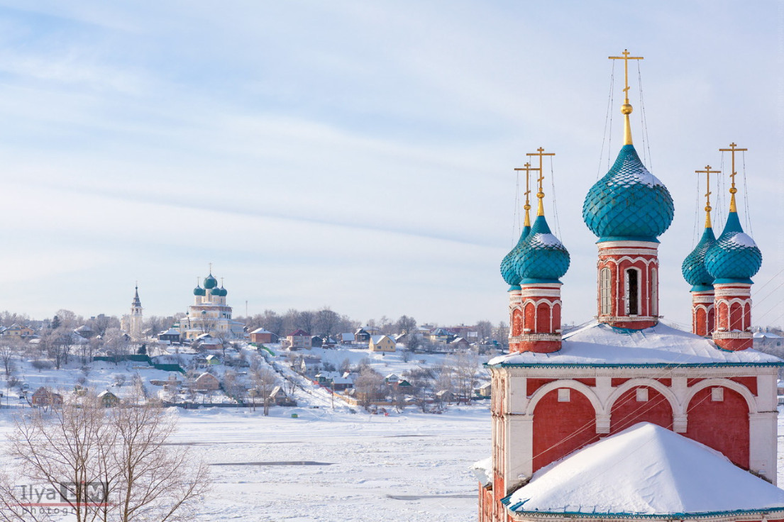 29 ilya bim tutaev 30 великолепных зимних пейзажей