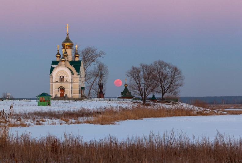 30 alexey vyguzov tambov 30 великолепных зимних пейзажей