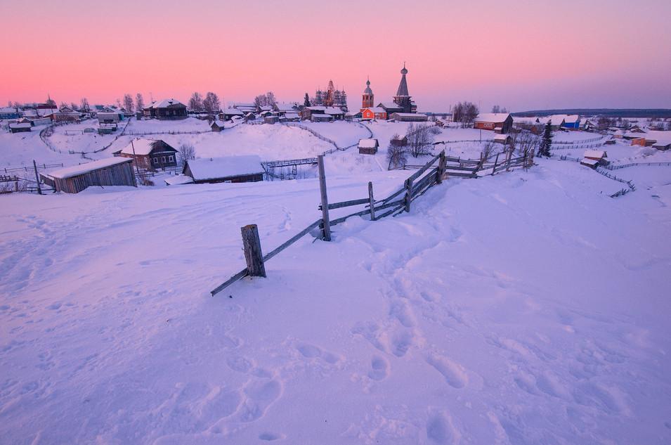 36 mikekarpov rossiya 30 великолепных зимних пейзажей