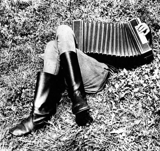 """Виталий Бутырин, """"Армейский дневник"""", """"Страдания"""", 1968"""
