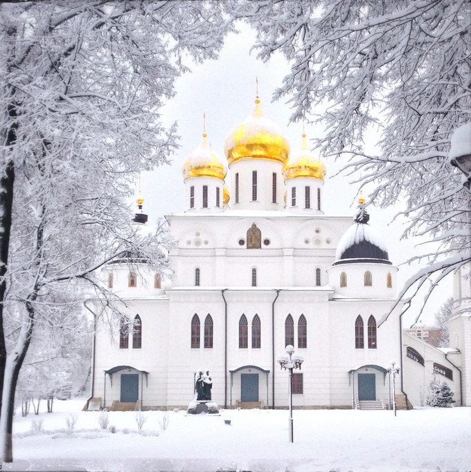 9 alexey sizov rossiya 30 великолепных зимних пейзажей