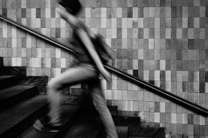 """Уличная фотография Екатерины Елизаровой. Метро """"Китай-город"""", Москва"""