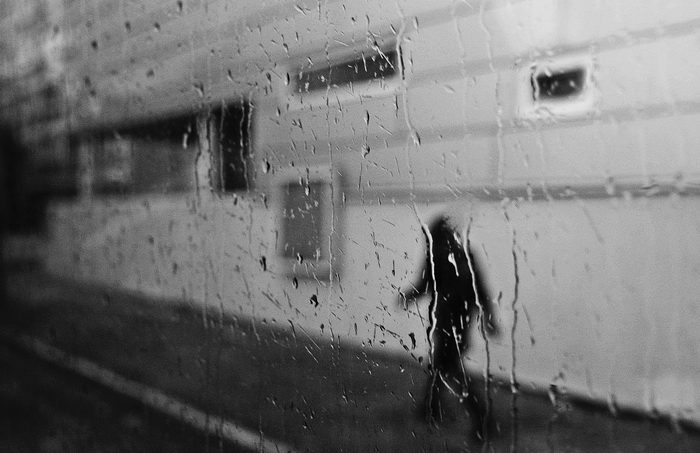 Уличная фотография Екатерины Елизаровой. Дождливый день