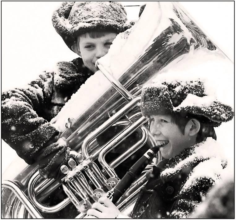 Дети. Фото: Виктор Загумённов