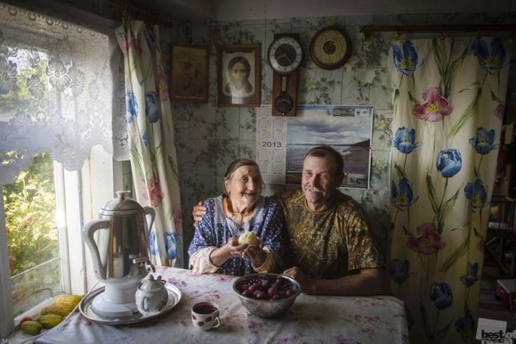 «Мать и сын». Фото: Александр Гальперин