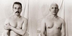 Литовский фотограф Виргилиус Шонта. Автопортрет