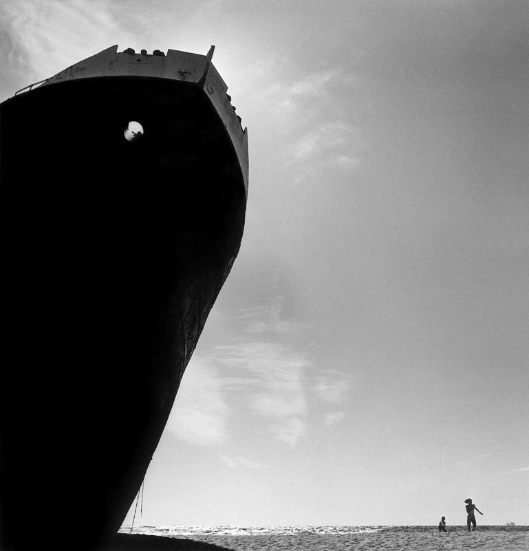 На море. Фото: Виргилиус Шонта