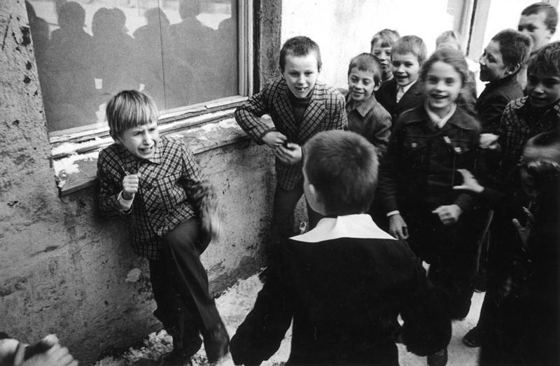 Детские разборки. Фото: Виргилиус Шонта
