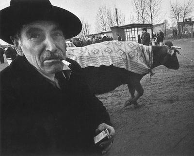 Александрас Мацияускас, из серии «Сельские базары»