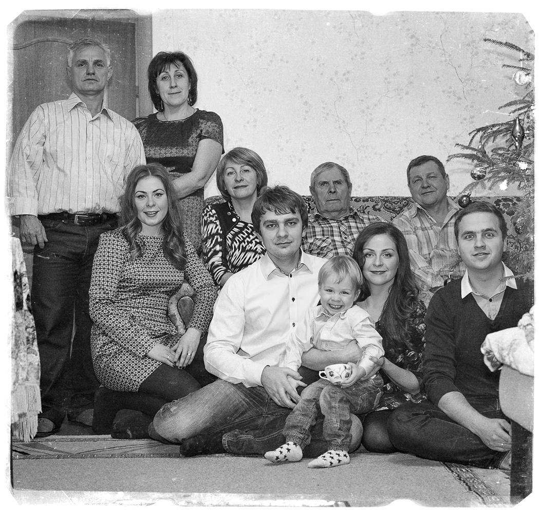 Семейный интимный фотоальбом 18 фотография