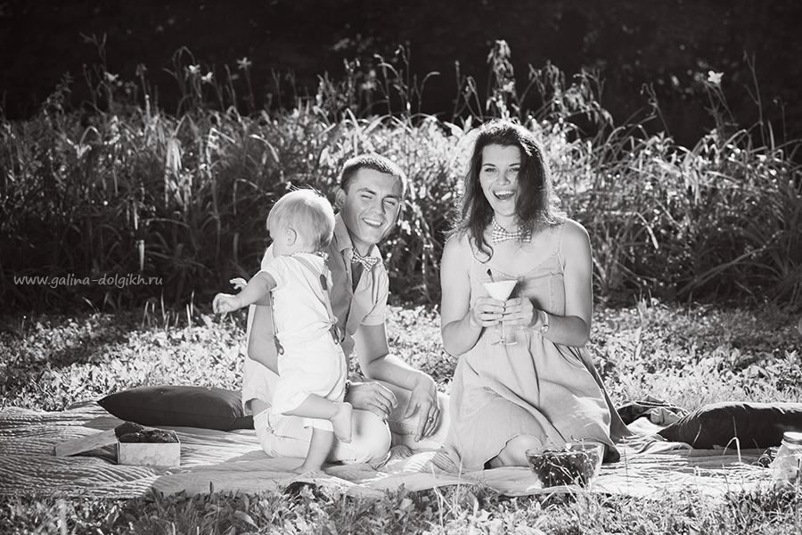 натурализм семейный фото