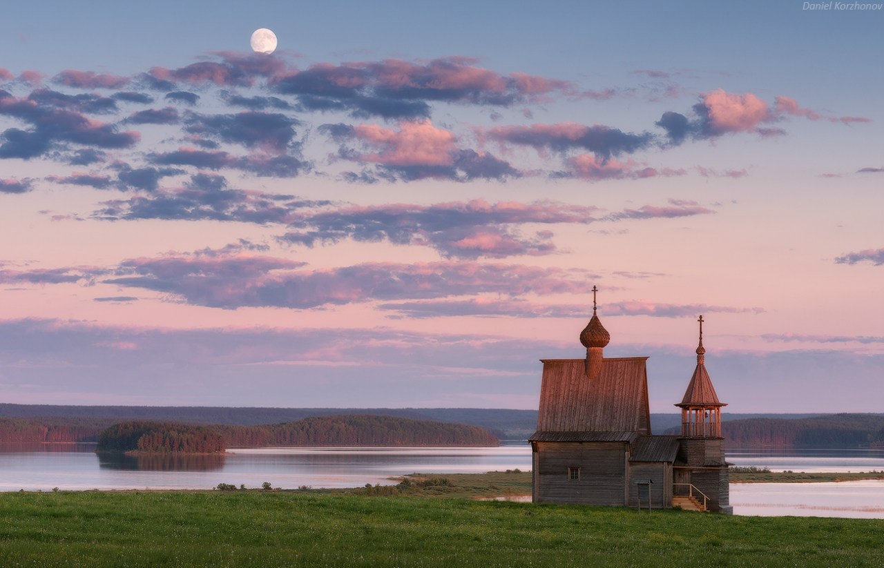 Кенозеро. Фото: Даниил Коржонов