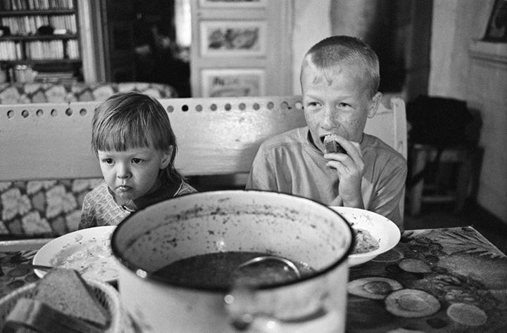 Документальная фотография Алексея Мякишева