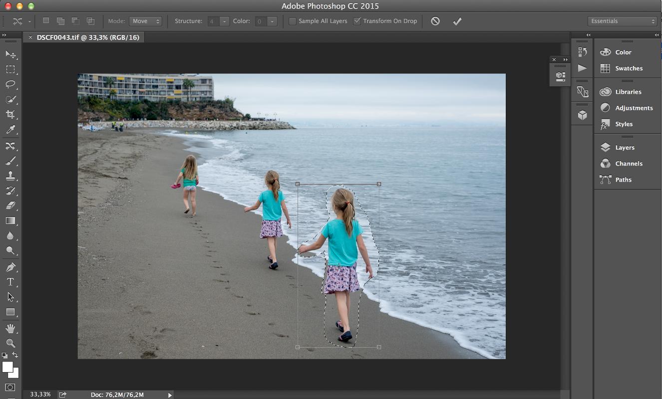 Как максимально быстро работать в фотошопе