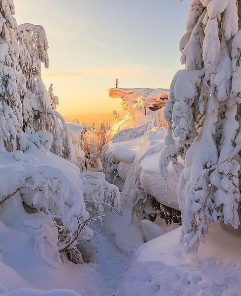 Каменный город, Пермский край. Фото: Сергей Сутковой
