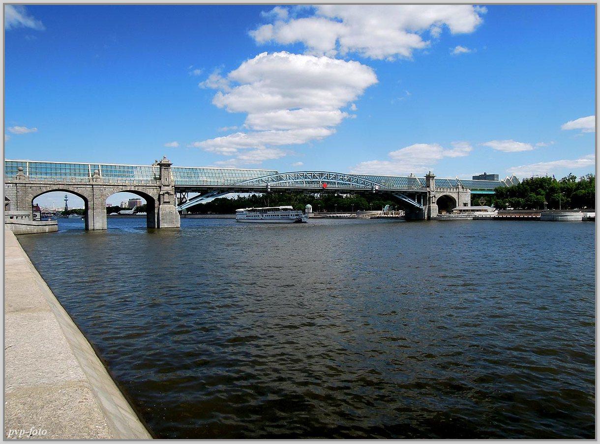 Фото на мосту попа 5 фотография