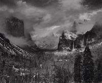 Ансель Адамс. Йосемит национальный парк