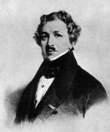 Луи Жак Манде Дагер. (1787—1851) Литография. 1837 г.