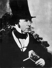 Уильям Генри Фокс Талбот (1800-1877). Дагеротип, Антуан Клоде. 1844 год.