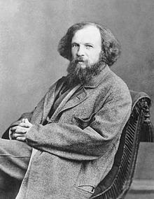 Портрет Д.И. Менделеева. Сергей Левицкий. С-Петербург, апрель 1861 г.