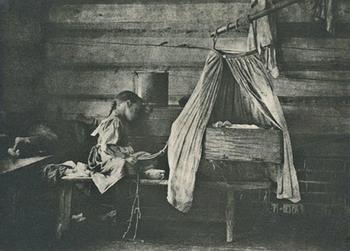 Домовница. Сергей Лобовиков.