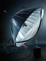 Сверхбольшой рефлектор Para 220 FB c рассеивателем